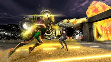 Télécharger Gratuit Grand jeu de combat de ligue de super-héros d'inju APK MOD (Astuce) 1