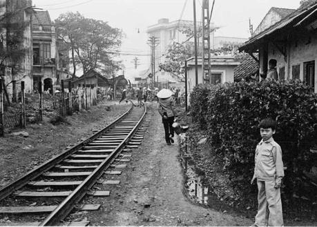 rue du train Hanoi -4
