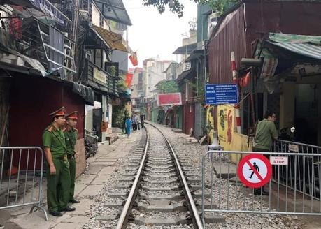 rue du train Hanoi -14