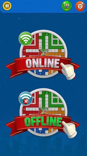 Télécharger Jeu multijoueur Ludo 3D 2: Ludo Super King Online APK MOD (Astuce) 5