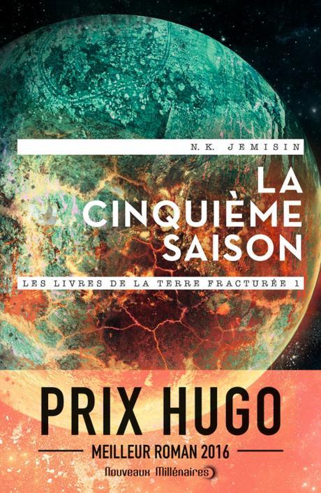 Les livres de la Terre fracturée, T1 : La Cinquième Saison par N.K. Jemisin