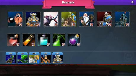 Télécharger Gratuit War of Kings: stratégie mobile APK MOD (Astuce) screenshots 3