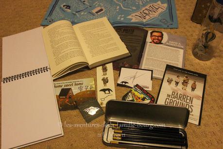OwlCrate Jr : une box de livres en abonnement mensuel + code promo !