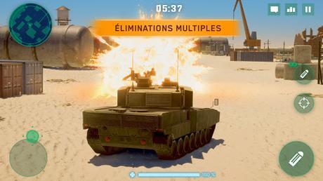 Télécharger Gratuit War Machines: Jeu de tanks de guerre gratuit APK MOD (Astuce) 4