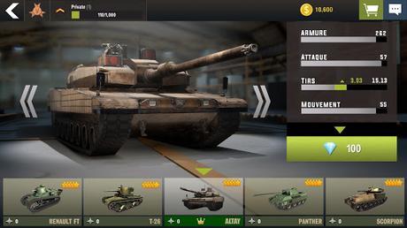 Télécharger Gratuit War Machines: Jeu de tanks de guerre gratuit APK MOD (Astuce) 6