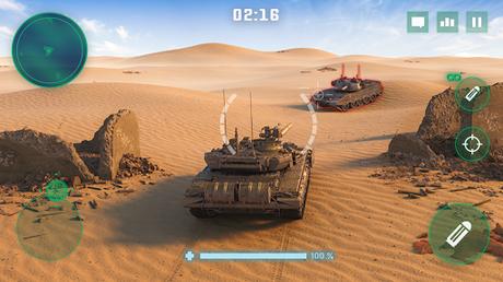 Télécharger Gratuit War Machines: Jeu de tanks de guerre gratuit APK MOD (Astuce) 2