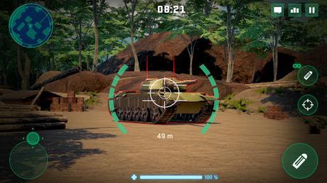 Télécharger Gratuit War Machines: Jeu de tanks de guerre gratuit APK MOD (Astuce) 5