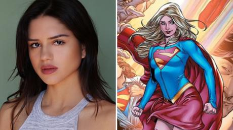 The Flash : Sasha Calle dans le costume de Supergirl ?