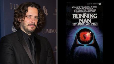 Edgar Wright à la réalisation de The Running Man pour la Paramount ?