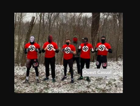 😱 Onfray au secours des nazis de  #GenerationIdentitaire !