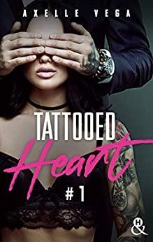 A vos agendas : Découvrez Tattooed heart d'Axelle Vega