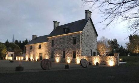 Maison de maître Clos L'Abbé, escapade dans la campagne normande