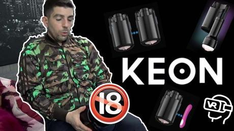 KEON KIIROO : Test du masturbateur automatique connecté (qui remplace le fleshlight launch)KEON...