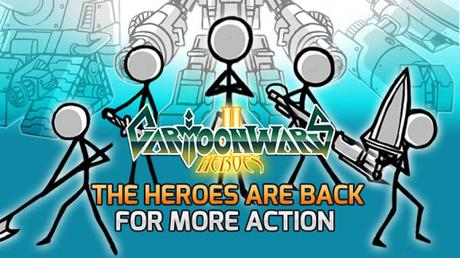 Code Triche Cartoon Wars 2 APK MOD (Astuce) 5