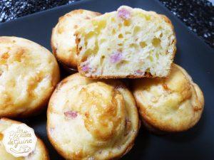 Recette de cake bacon parmesan