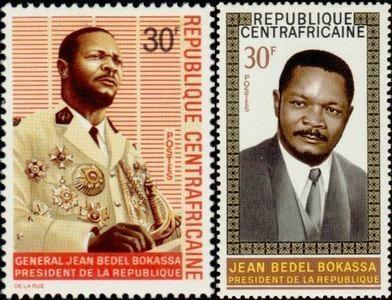 L'ancien dictateur Bokassa est né il y a 100 ans, le 21 février 1921