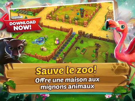 Télécharger Zoo 2: Animal Park APK MOD (Astuce) 1