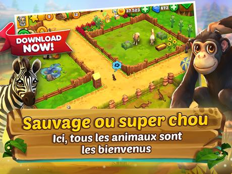 Télécharger Zoo 2: Animal Park APK MOD (Astuce) 3