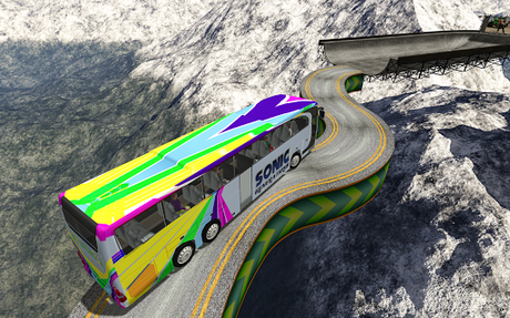 Télécharger Gratuit Impossible Tracks- Ultimate Bus Simulator APK MOD (Astuce) 4