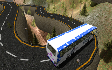 Télécharger Gratuit Impossible Tracks- Ultimate Bus Simulator APK MOD (Astuce) 5