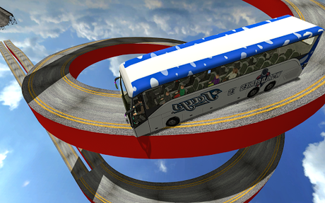 Télécharger Gratuit Impossible Tracks- Ultimate Bus Simulator APK MOD (Astuce) 2