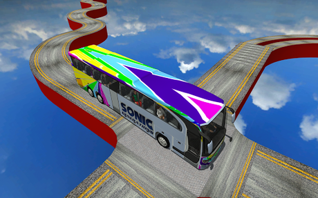 Télécharger Gratuit Impossible Tracks- Ultimate Bus Simulator APK MOD (Astuce) 3