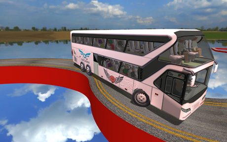 Télécharger Gratuit Impossible Tracks- Ultimate Bus Simulator APK MOD (Astuce) 1