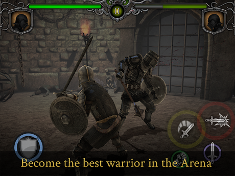 Télécharger Gratuit Knights Fight: Medieval Arena APK MOD (Astuce) 3