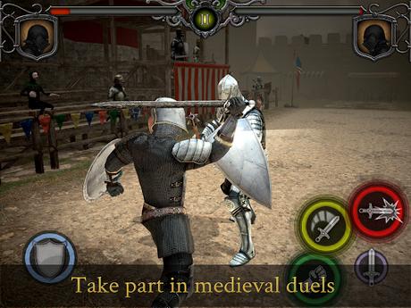 Télécharger Gratuit Knights Fight: Medieval Arena APK MOD (Astuce) 1