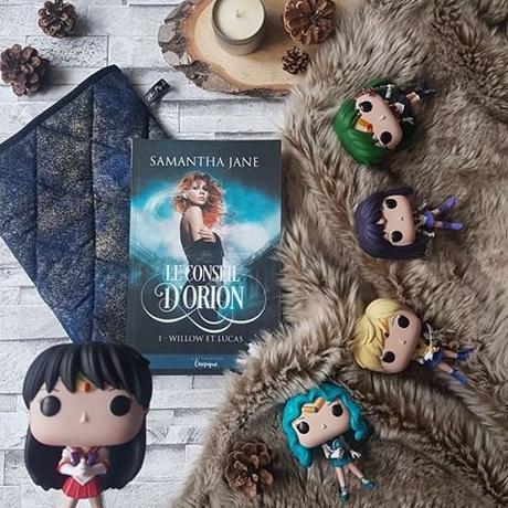 Le Conseil d'Orion, tome 1 : Willow et Lucas - Samantha Jane