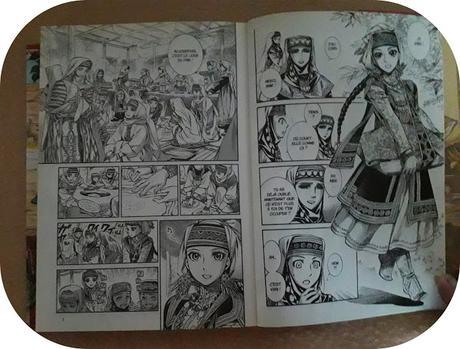 Bride stories, tome 2 - Kaoru Mori