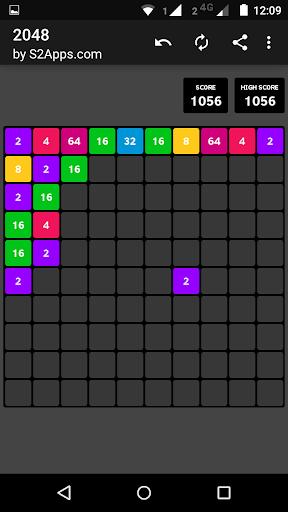 Code Triche 2048 APK MOD (Astuce) screenshots 4