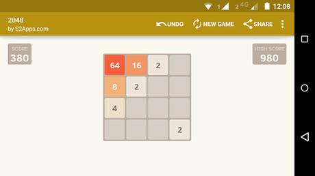 Code Triche 2048 APK MOD (Astuce) screenshots 3