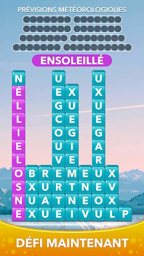 Télécharger Gratuit Word Piles - Cachés et Croisés Jeux de Mots  APK MOD (Astuce) 2