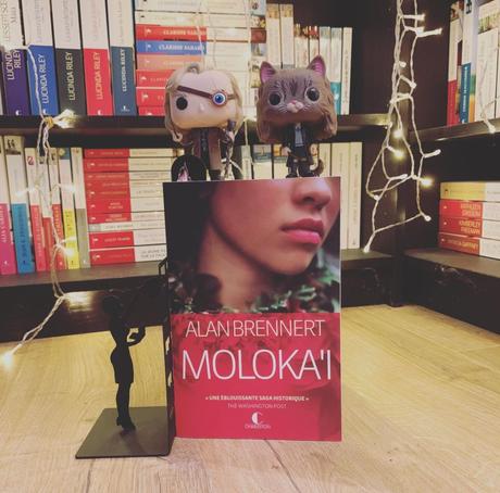 Moloka'i • Alan Brennert