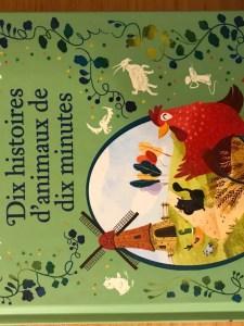Divers auteurs / Dix histoires d'animaux de dix minutes