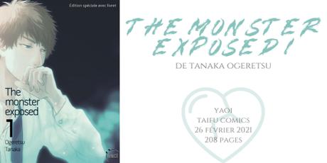 The monster exposed #1 • Tanaka Ogeretsu