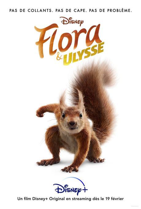 [CRITIQUE] : Flora & Ulysse