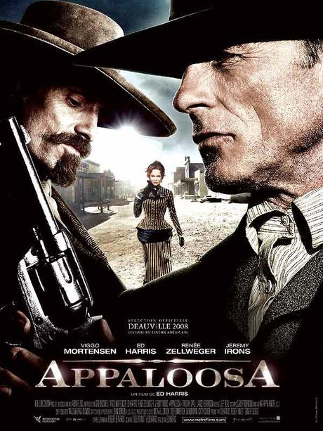 Appaloosa (2008) de Ed Harris