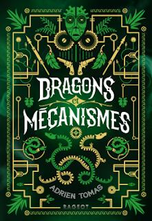 Dragons et mécanismes d'Adrien Thomas