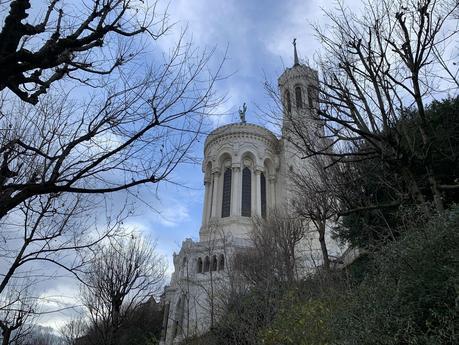 Lyon c'est de la viande et Notre Dame de Fourviere