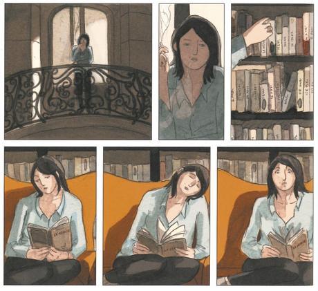 Iris, deux fois – Anne-Laure et Naomi Reboul