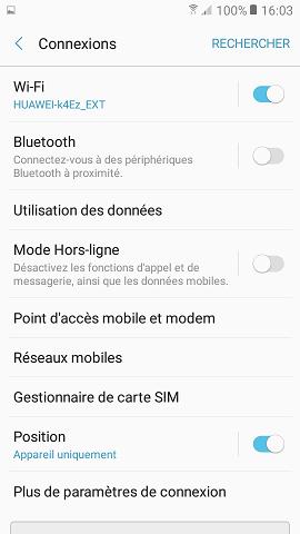 Comment savoir si je suis surveillé sur Android ?
