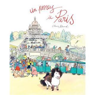 Un poney à Paris de Claire Braud