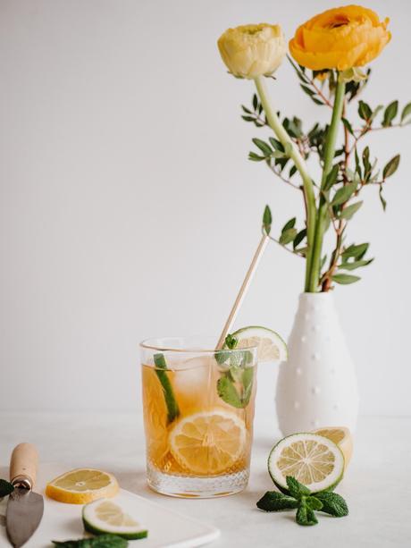 Mocktails au Thé noir Bio Pure Leaf