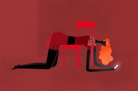 Illustrations confinées par Miré