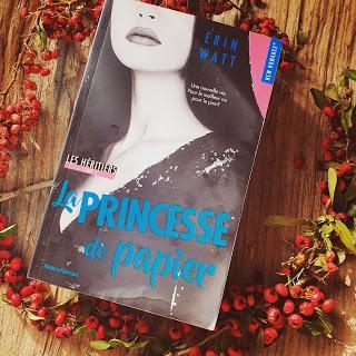 Les héritiers, tome 1 : La princesse de papier de Erin Watt