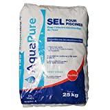 Sel Piscine en pastilles pour électrolyse Neptune - Sac de 25 kg