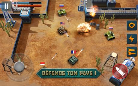 Code Triche Tank Battle Heroes: Modern World of Shooting, WW2 APK MOD (Astuce) 1