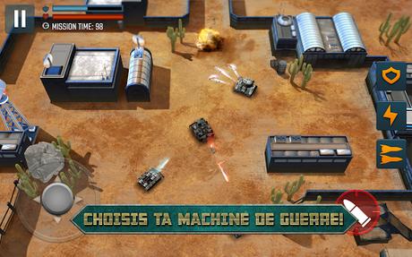Code Triche Tank Battle Heroes: Modern World of Shooting, WW2 APK MOD (Astuce) 4
